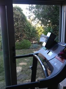 open window = fresh air